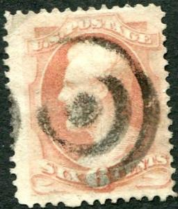 159 6c Lincoln  Target Cancel CAT $20