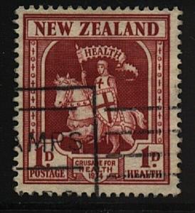 NEW ZEALAND 1934 Health fine used..........................................23887