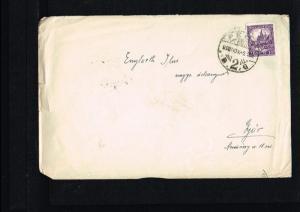 1928 - Hungary Cover - To Gyor [B07_086]