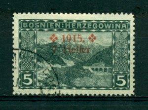 Bosnia & Herzegovina 1915 #B3 U SCV(2020)=$19.00