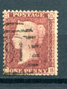 Great Britain #20b  Used   Cat $375    - Lakeshore Philatelics