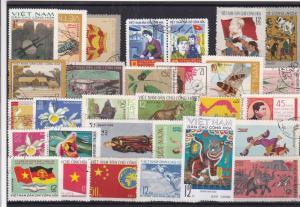 Vietnam Stamps Ref 15205