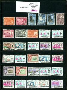 PKStamps - ssaa976 - Nicaragua - Mini Lot - Check Out Image