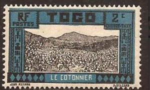 Togo J9 MLH Cotton Field (GI0138)