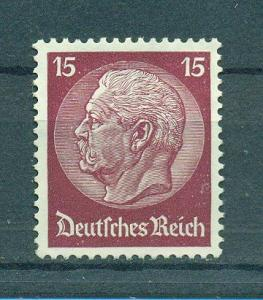 Germany sc# 407 mng cat value $5.25