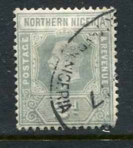 Northern Nigeria #42 Used
