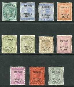 ICS PATIALA Official SGO8/O19 (no 1a) plus shades M/M