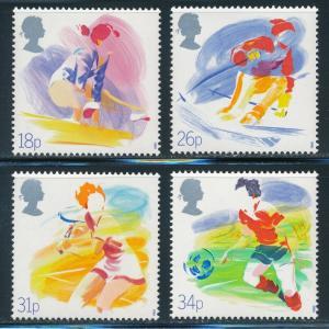 UK Great Britain - Seoul Olympic Games MNH Sports Set (1988)