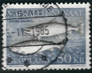 Greenland #141 Used VF SCV $10...Consider before prices rise!
