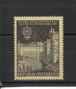 Austria 757 MNH