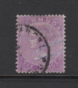 Bermuda, Sc 8 (SG 10a), used