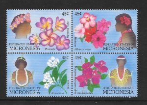 MICRONESIA #C75a  MWARMWARMS  MNH