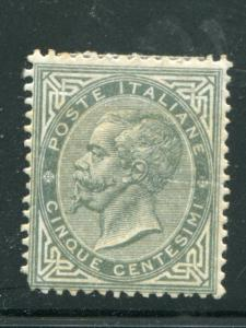 Italy #26 Mint O.G. F-VF Cat $2650