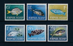[49270] Norfolk Island 1962 Marine life Fish MNH
