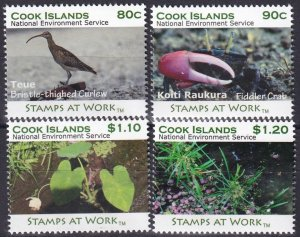 Cook Islands #1382-5   MNH CV $6.50  (Z3721)