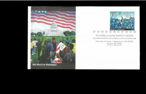 2005 FDC To Form a More Perfect Union Greensboro NC