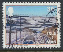 Isle of Man   SG 1626 SC# 1402 The Braaid    see details