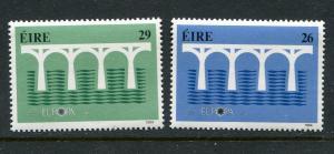 Ireland #592-3 MNH 1984 Europa