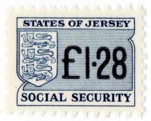 (I.B) Jersey Revenue : Social Security £1.28