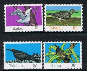 TOKELAU 1977 BIRDS OF TOKELAU