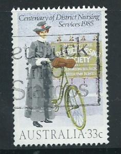 Australia SG 969 Fine Used