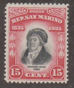 San Marino Scott #172 Stamp - Mint Single