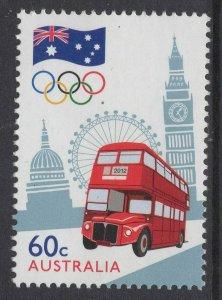 AUSTRALIA SG3791 2012 OLYMPIC GAMES MNH