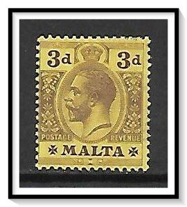 Malta #54 King George V MHR