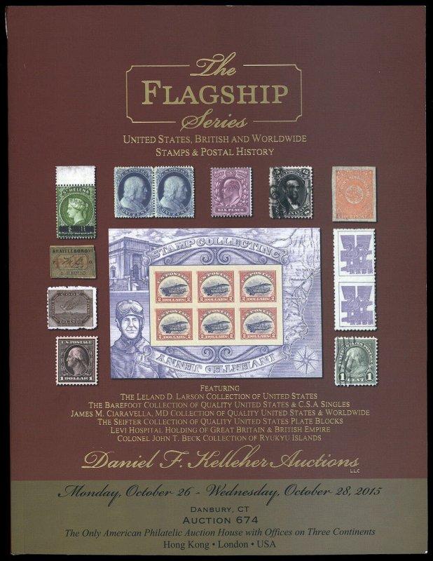 Kelleher catalog: Sale 674 Flagship Series October 26-28, 2014