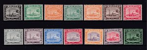 Selangor a small MH lot from 1935