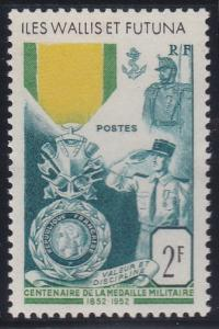 Wallis and Futuna 149 MNH (1952)