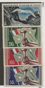 Togo C22-C25 Set MH