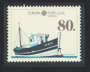 Madeira Mail Boat Europa CEPT Transport and Communications 1v SG#238