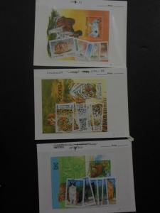 CAMBODIA : Beautiful collection. All Very Fine, MNH. Topicals. Scott Catalog $93