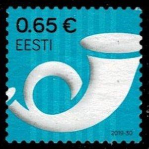 Estonia 2019 Definitives used