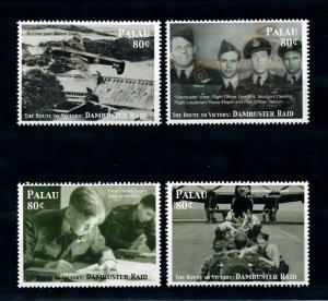 [76384] Palau 2005 World War II Dambuster Raid  MNH