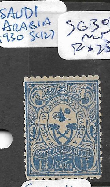 SAUDI ARABIA (P2002B)   SG 307  MNH