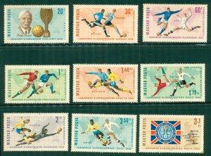 R4-0015 (2) HUNGARY 1772-79,B258 MNH SPORTS  SCV $3.35 BIN $1.75 (12)
