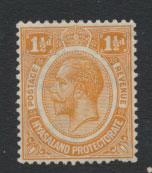Nyasaland SG 102   Mint Hinged