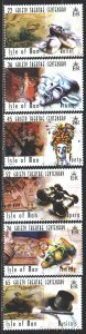 Isle Of Man. 2000. 877-82. Theater. MNH.