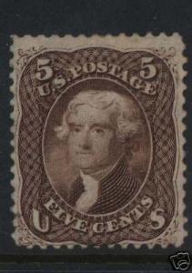 USA #76 Mint