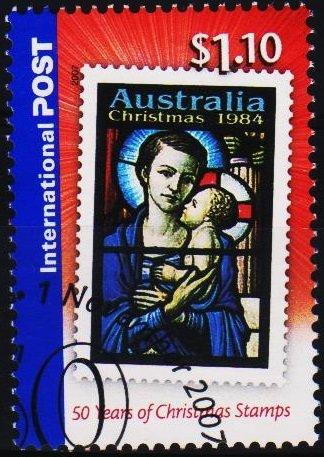 Australia. 2007 $1.10 Fine Used