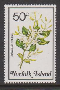 Norfolk Island Sc#335 Mint