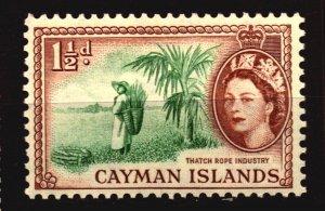 Cayman Scott 138 Unused Hinged