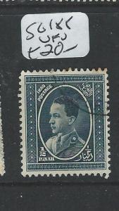 IRAQ  (P2502B) 1/2D  SG 188   VFU