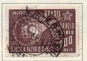 Brazil 1940 Early Issue Fine Used 1200r. 118333