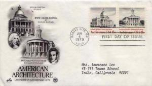United States, First Day Cover, Missouri