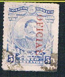 Mexico O138 Used Maclovio Herrera (BP87)