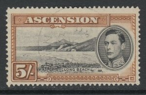 Ascension, Scott 48a (SG 46), used