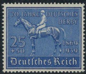 Germany #B144*  CV $15.00